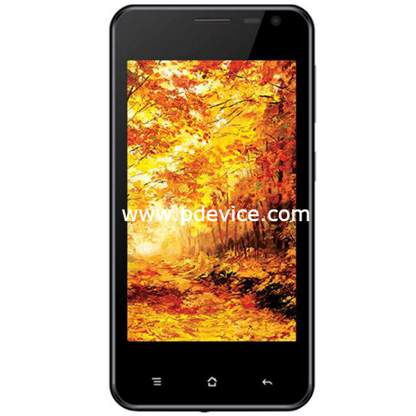 Intex Aqua E4 Smartphone Full Specification