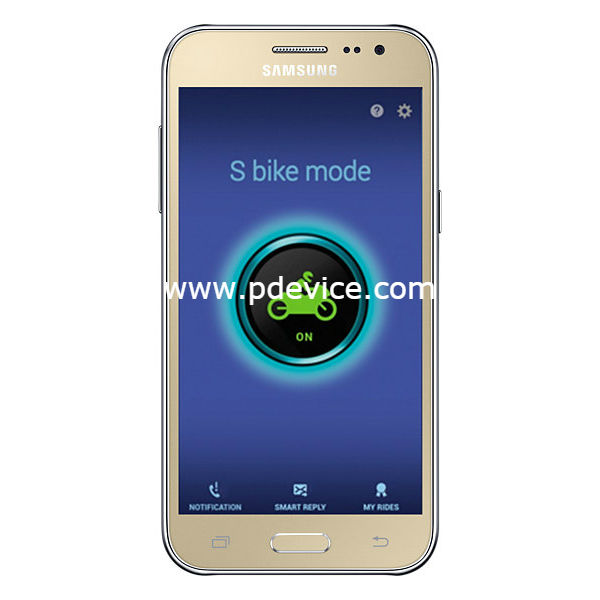 Samsung Galaxy J2 Prime Smartphone Full Specification