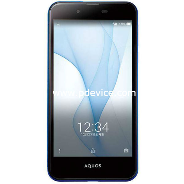 Sharp Aquos L Smartphone Full Specification