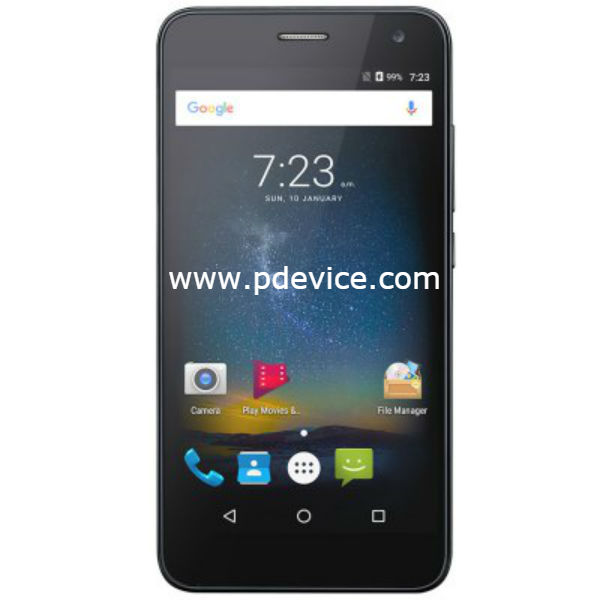 Uhans H5000 Smartphone Full Specification