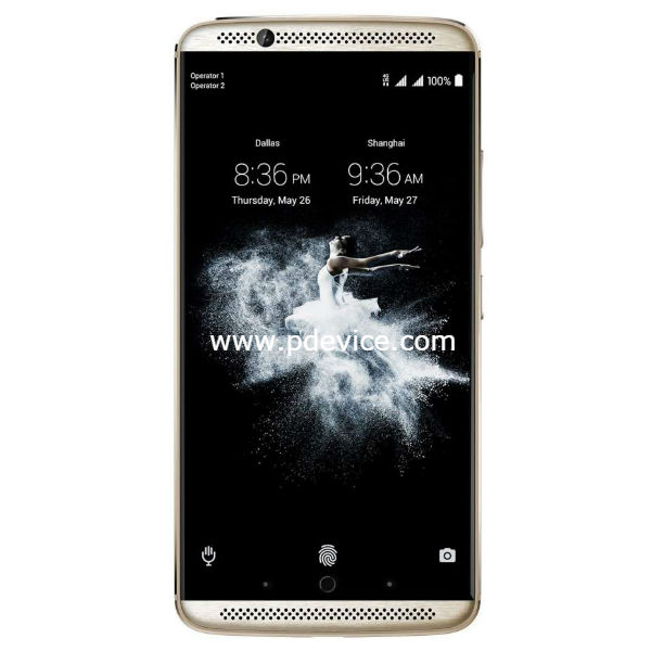 ZTE Axon 7 Premium Edition Smartphone Full Specification