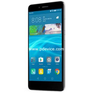 Huawei Ascend 5W Smartphone Full Specification