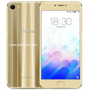 Meizu M3X Smartphone Full Specification