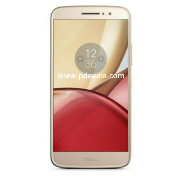 Motorola MOTO M Smartphone Full Specification
