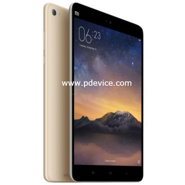 Xiaomi Mi Pad 3 Pro Tablet Full Specification