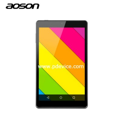 Aoson M812 Tablet Full Specification