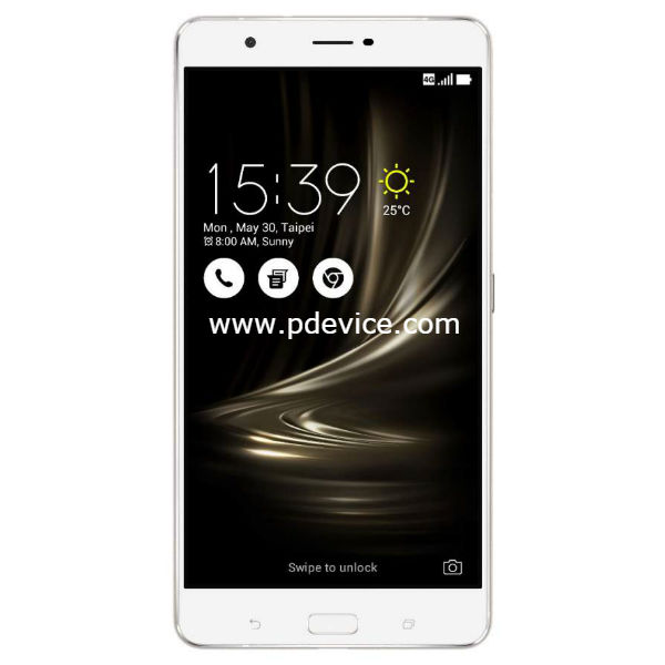 Asus Zenfone Pegasus 3s Smartphone Full Specification