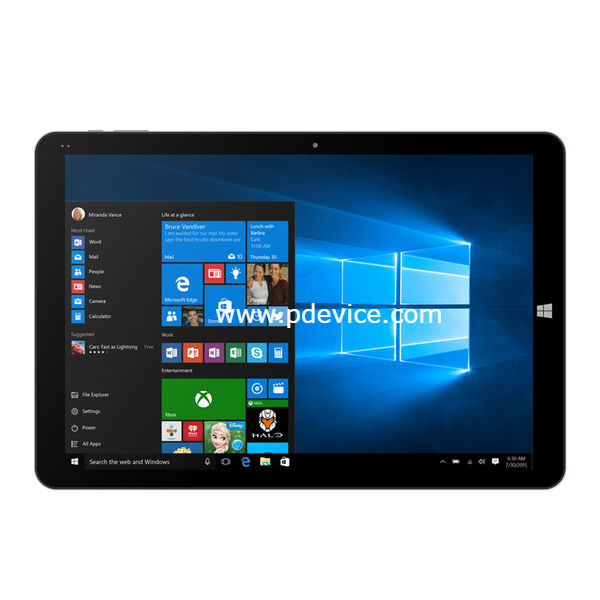 Chuwi Hi12 Z8350 Tablet Full Specification