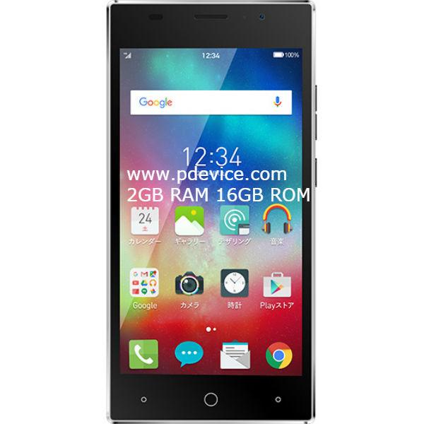 Freetel Priori 4 Smartphone Full Specification