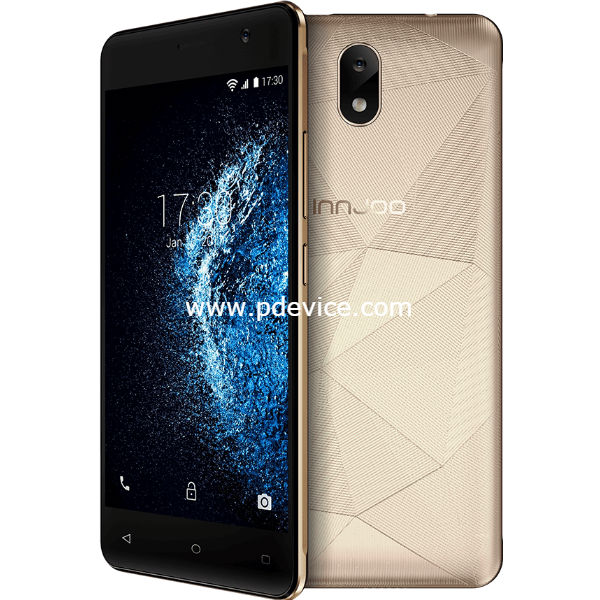 InnJoo Halo2 3G Smartphone Full Specification