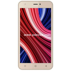 Intex Cloud Q11 4G Smartphone Full Specification