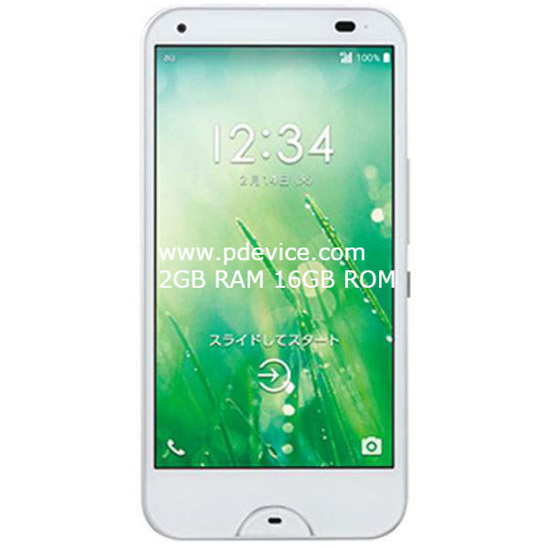 Kyocera Digno W Smartphone Full Specification