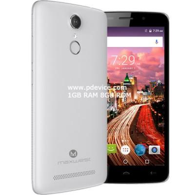Maxwest Nitro 55 LTE Smartphone Full Specification