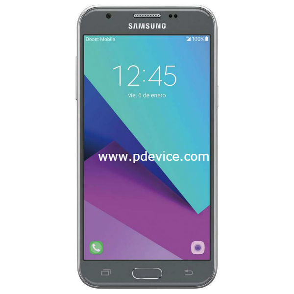 Samsung Galaxy J3 (2017) J327 Smartphone Full Specification