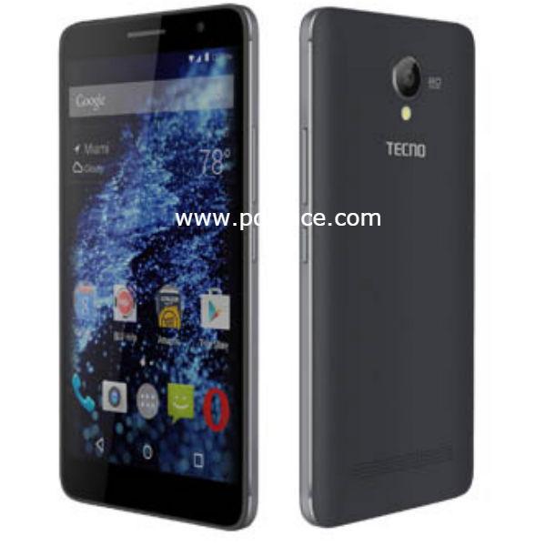 Tecno W4 Smartphone Full Specification