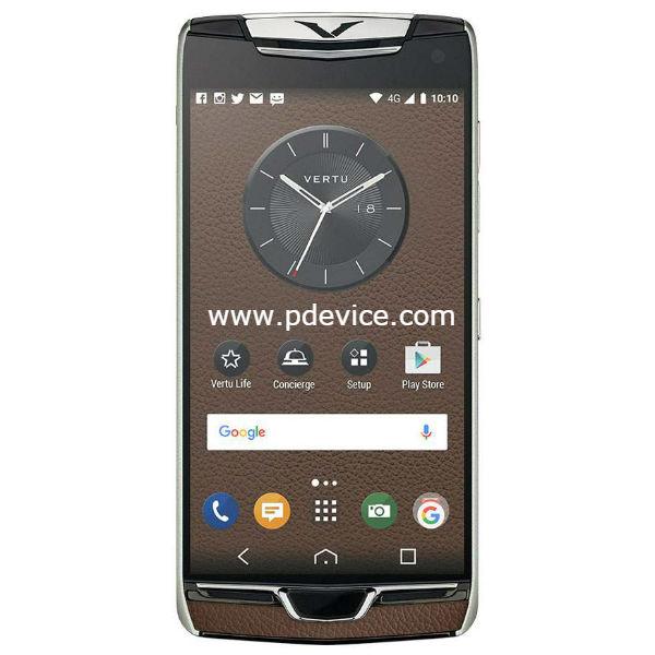 Vertu Constellation 2017 Smartphone Full Specification
