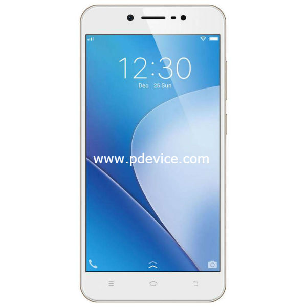 Vivo V5 Lite Smartphone Full Specification