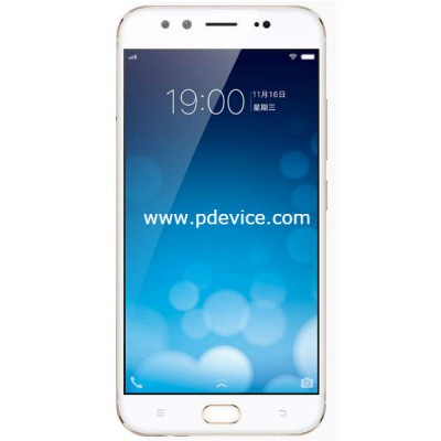 Vivo V5 Plus Smartphone Full Specification