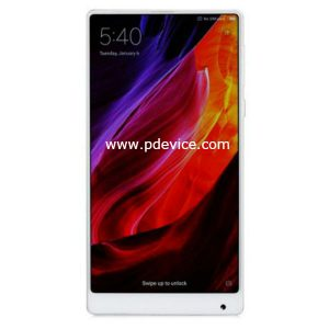 Xiaomi Mi MIX Ultimate Smartphone Full Specification