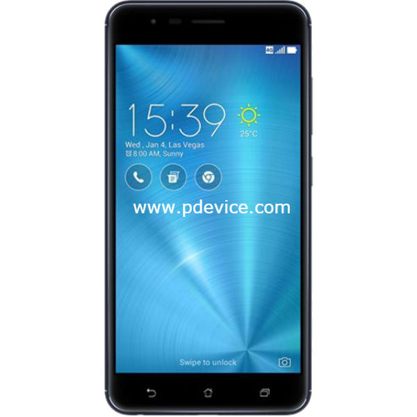 Asus ZenFone 3 Zoom ZE553KL Smartphone Full Specification