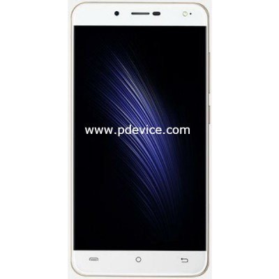 Cubot Rainbow 2 Smartphone Full Specification