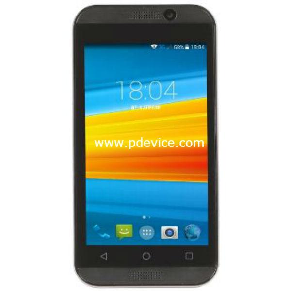 DEXP Ixion E245 Evo 2 Smartphone Full Specification
