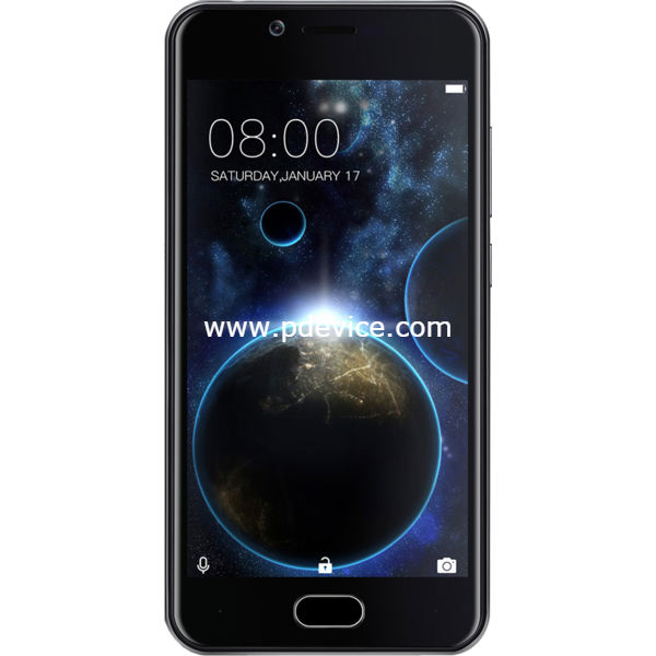 Doogee Shoot 2 Smartphone Full Specification