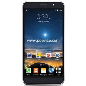 Gooweel M3 Smartphone Full Specification