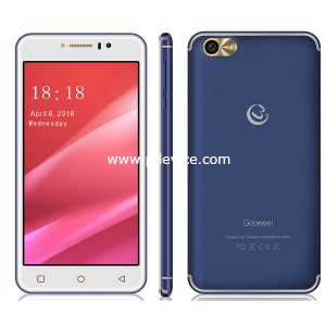 Gooweel M7 Smartphone Full Specification