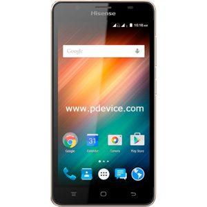 HiSense U989 Smartphone Full Specification