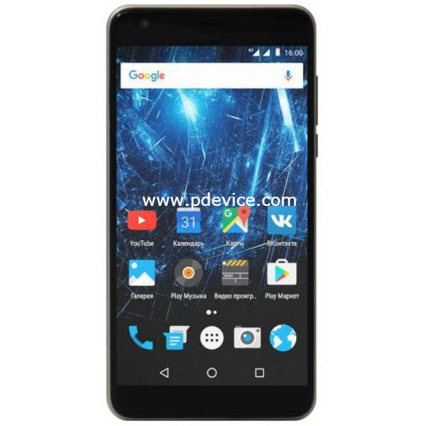 Highscreen Easy XL Smartphone Full Specification