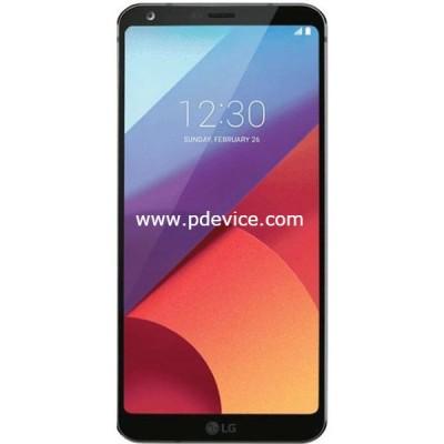 LG G6 Smartphone Full Specification