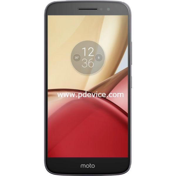 Motorola MOTO M 64GB Smartphone Full Specification