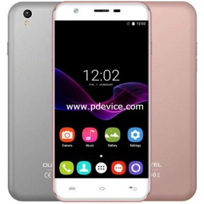 Oukitel U7 Max Smartphone Full Specification