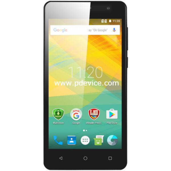 Prestigio Wize PX3 Smartphone Full Specification