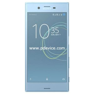 Sony Xperia XZs Smartphone Full Specification