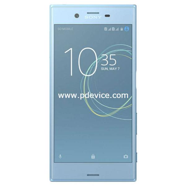 Sony Xperia XZs Smartphone Full Specification