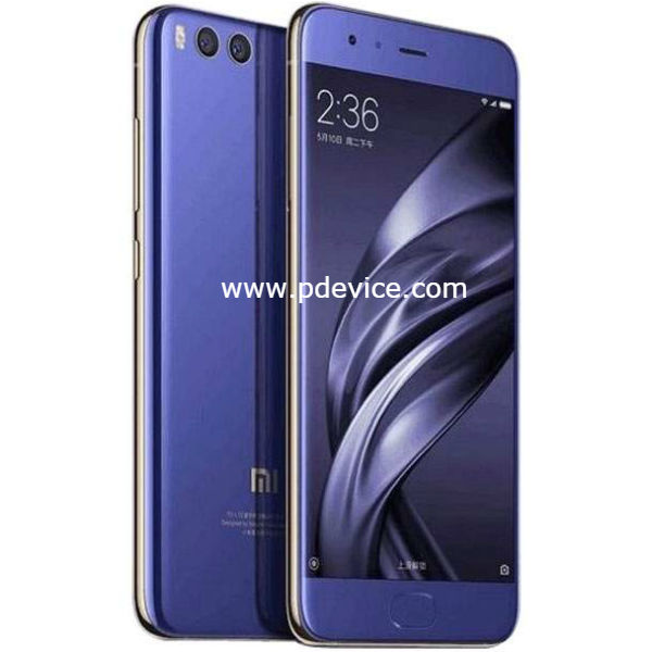 Xiaomi Mi6 6GB 64GB Smartphone Full Specification
