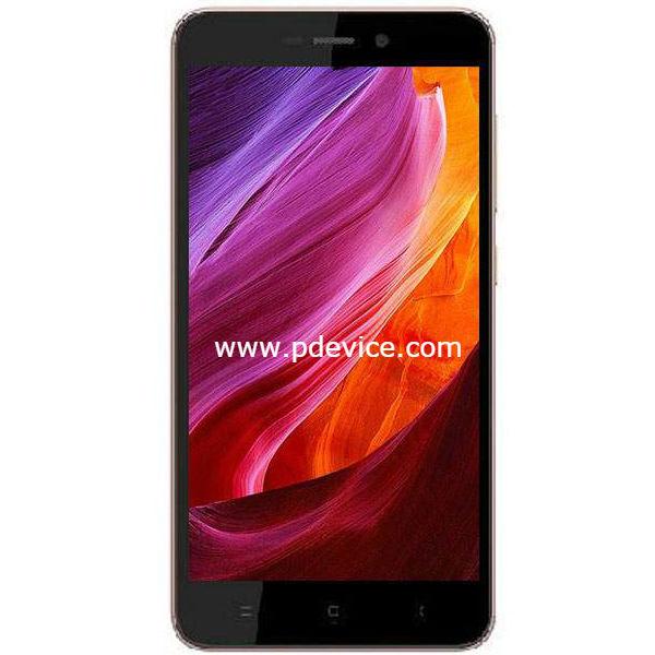 Xiaomi Redmi 4A Global Smartphone Full Specification
