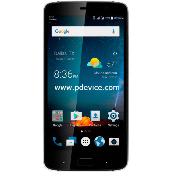 ZTE Blade V8 Pro Smartphone Full Specification