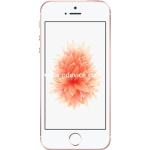 Apple iPhone SE Special Edition Smartphone Full Specification