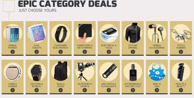 Best Epic Deal on Gearbest