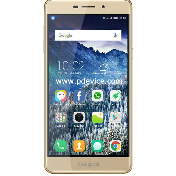 Coolpad Sky 3 S Smartphone Full Specification