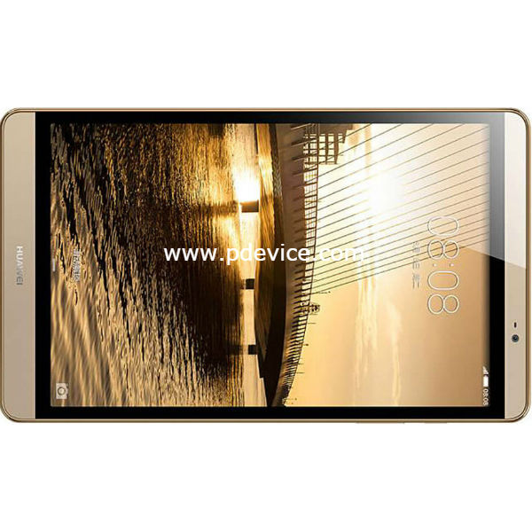 Huawei MediaPad M2 8.0 4G Tablet Full Specification