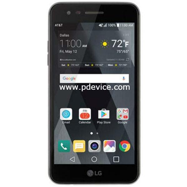 LG Phoenix 3 Smartphone Full Specification