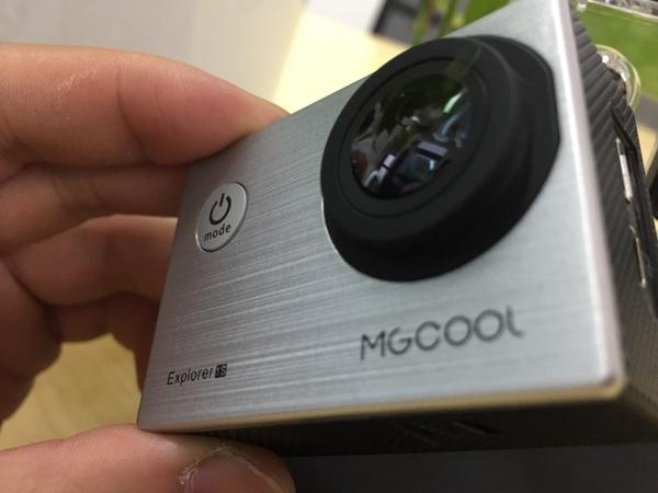 MGCOOL Explorer 1S Action Camera