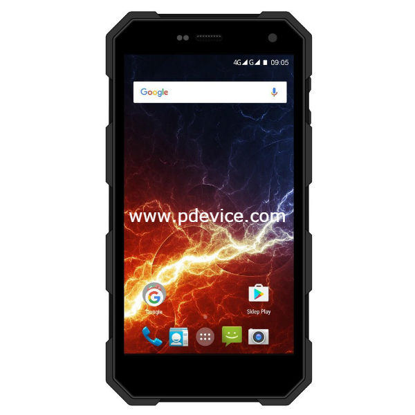 MyPhone Hammer Energy Smartphone Full Specification