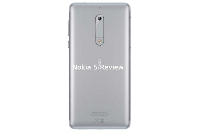 Nokia 5 Back