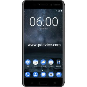 Nokia 6 32GB Smartphone Full Specification