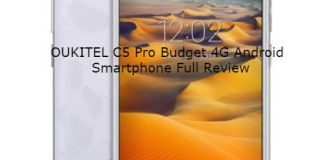 OUKITEL C5 Pro 4G Smartphone